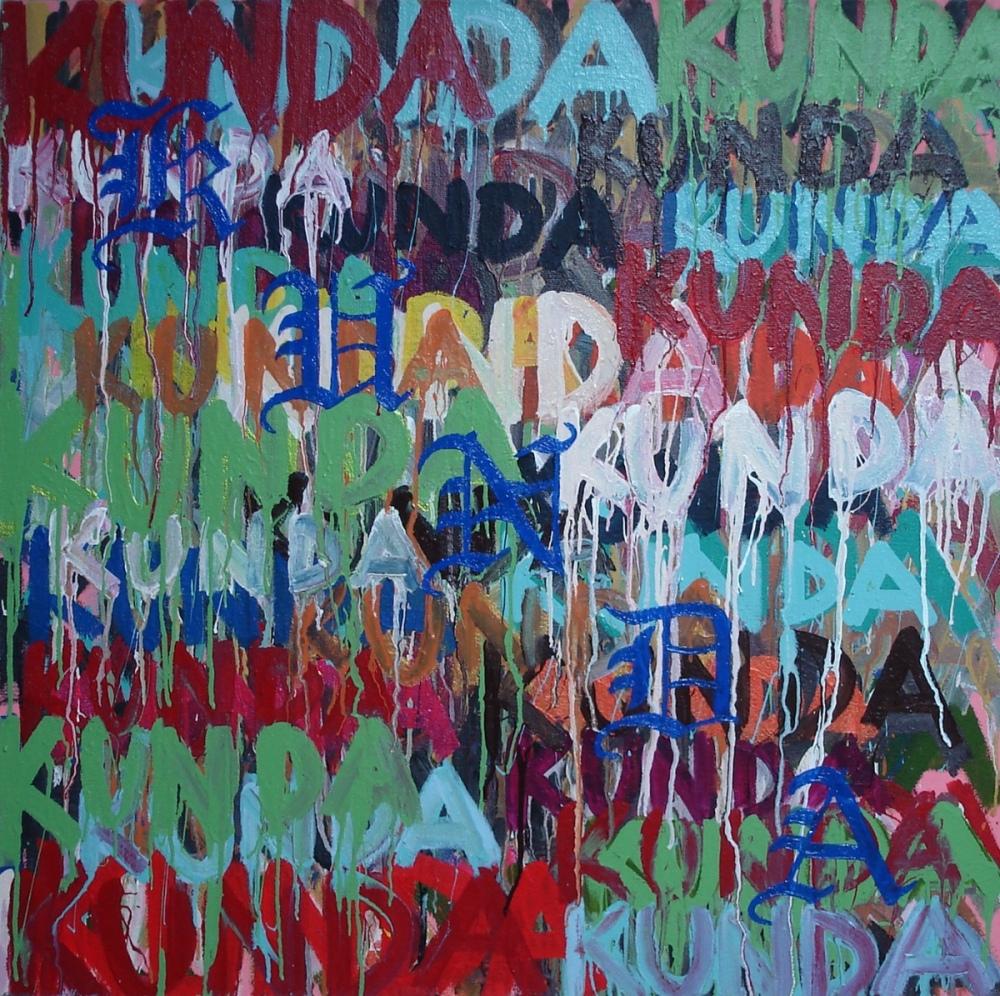 kunda - 100x100cm - akryl na plátně.jpg
