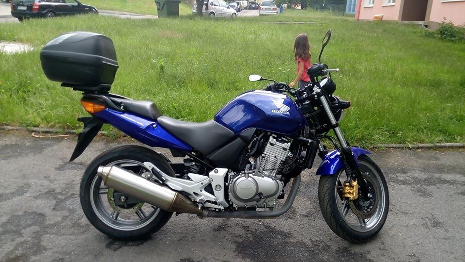 motorka  Honda CBF 500.jpg