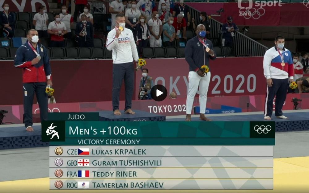 Judo nad100 olympiada tokyo.JPG