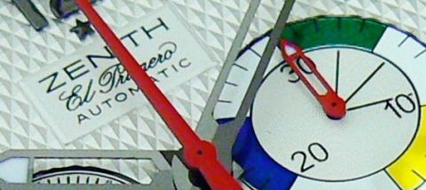 ZENITH DEFY CLASSIC CHRONO AERO
