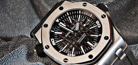 Luxusní sportovní hodinky