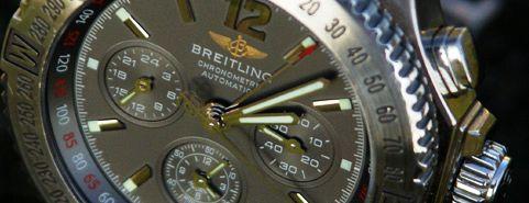 Breitling Hercules, skutečný pracovní nástroj pilota