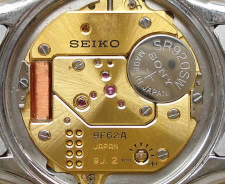 Seiko 9F62