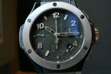 Hublot Ice Bang