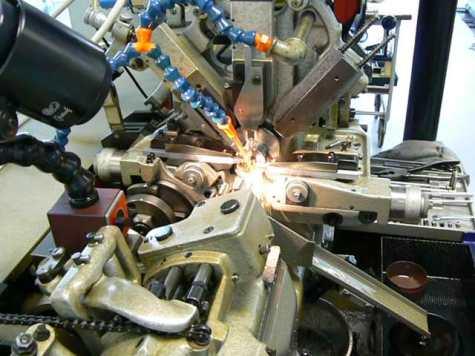 Glashuette Original factory visit