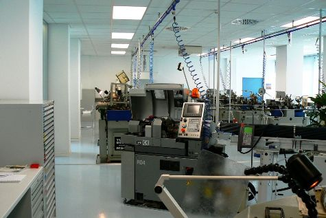 Glashuette Original factory visit