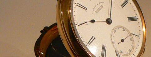 Reportáž z muzea neměckého hodinářství