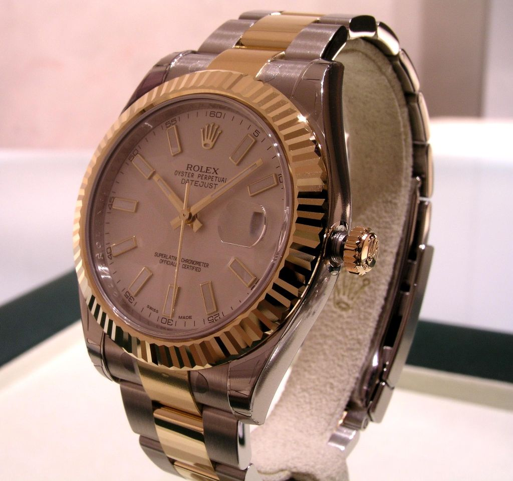 Rolex Oyster Datejust II « Chronomag.cz 64a3c34d5c1