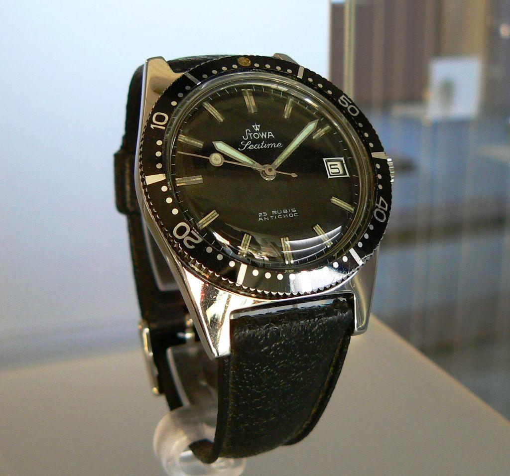 Stowa Seatime Vintage Stowa Seatime Watches From