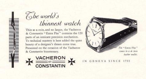 """""""Vacheron"""